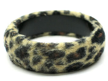 Snyggt leopard armband